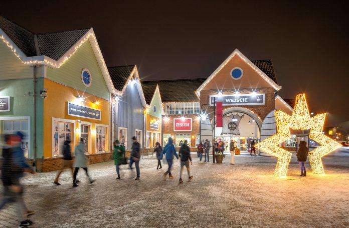 zimowe wyprzedaże w galeriach handlowych